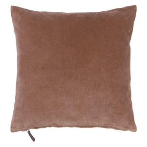 Cozy Living - Velvet Soft Cushion - Rouge