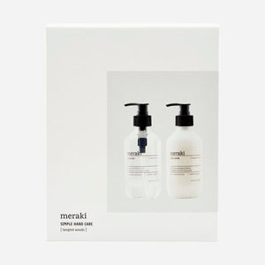 Meraki - Tangled Woods Hand Wash & Lotion Set