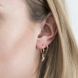 Micro Hoop Earrings - HAYGEN