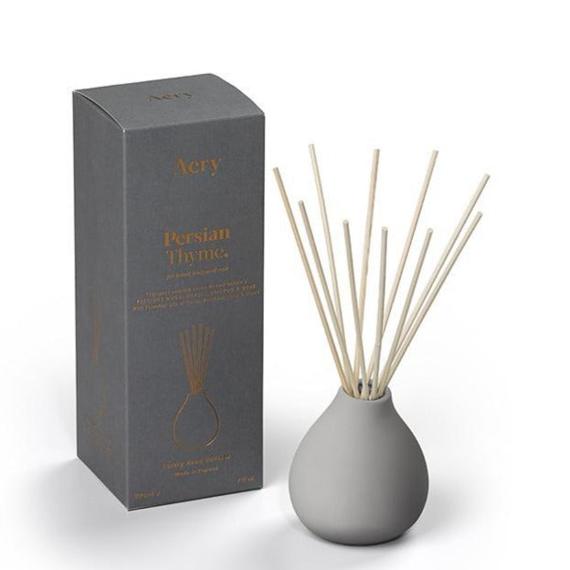Aery - Persian Thyme - Reed Diffuser - HAYGEN