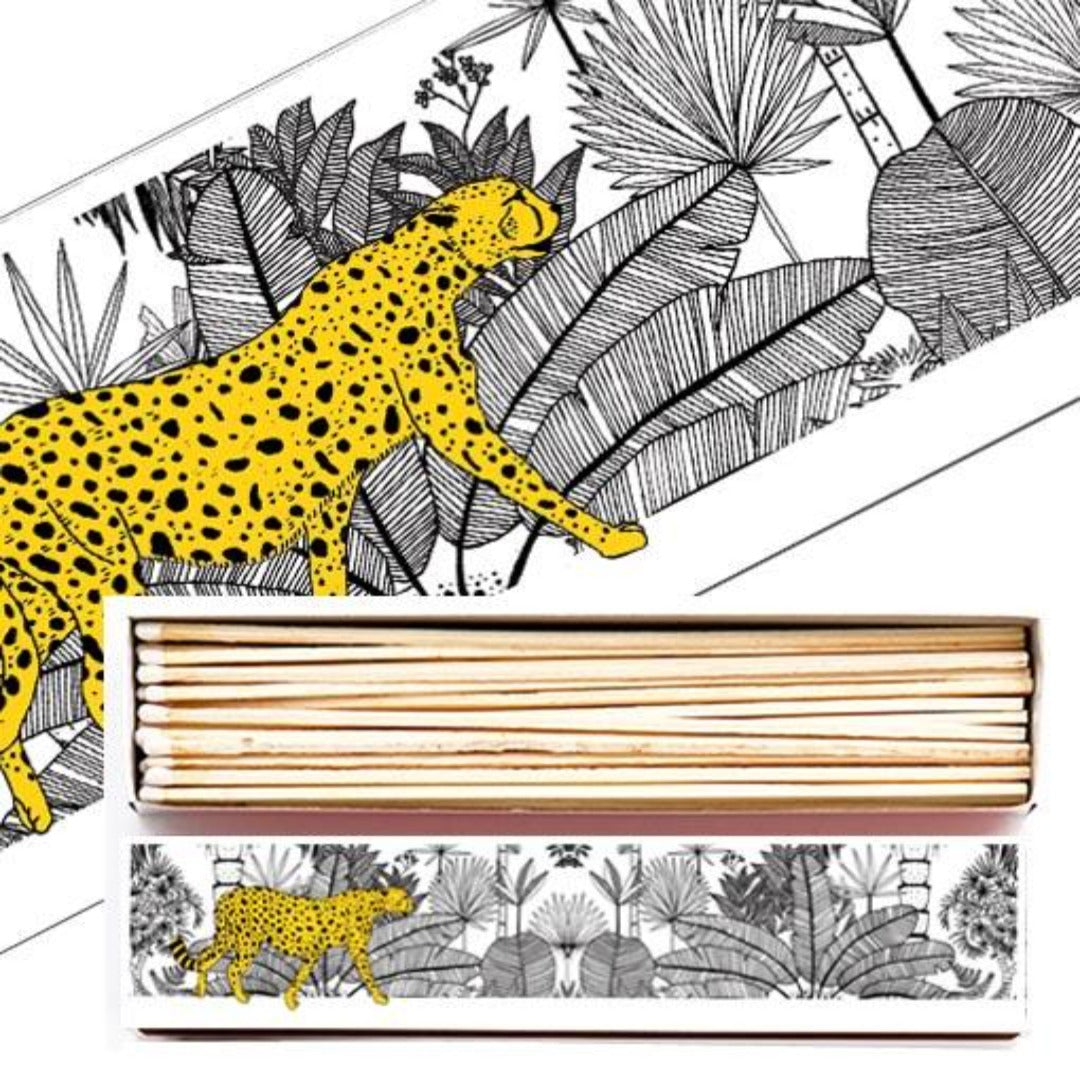 Archivist - Cheetah in Jungle Long Matches