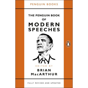 Penguin Book Of Modern Speeches - HAYGEN