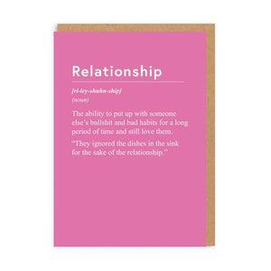 Ohh Deer - Relationship Greeting Card - HAYGEN