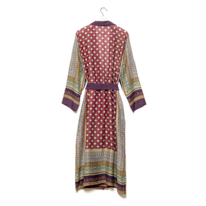 One Hundred Stars - Gown - Moorish Burgundy