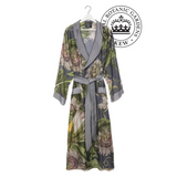 One Hundred Stars - KEW Gown - Passion Flower Grey - HAYGEN
