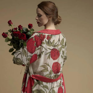 One Hundred Stars - KEW Gown - Rosebush Red - HAYGEN