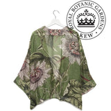 One Hundred Stars - KEW Kimono - Passion Flower Green - HAYGEN