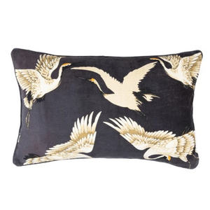 One Hundred Stars - Cushion - 35x55 - Stork Charcoal