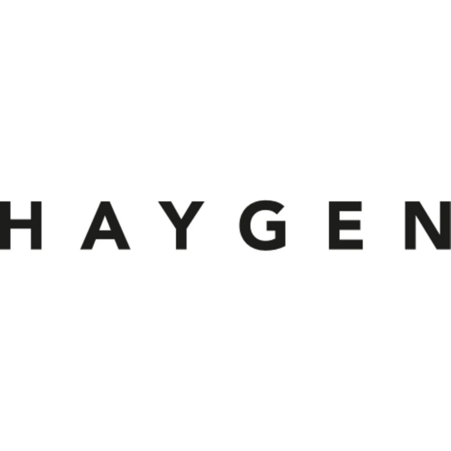 Haygen - Extra Large 3 Wick Candle Black Pomegranate - HAYGEN