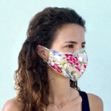 Nancy Mac Printed Face Masks - HAYGEN