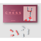 PLAY Chess Set - Coloured - HAYGEN