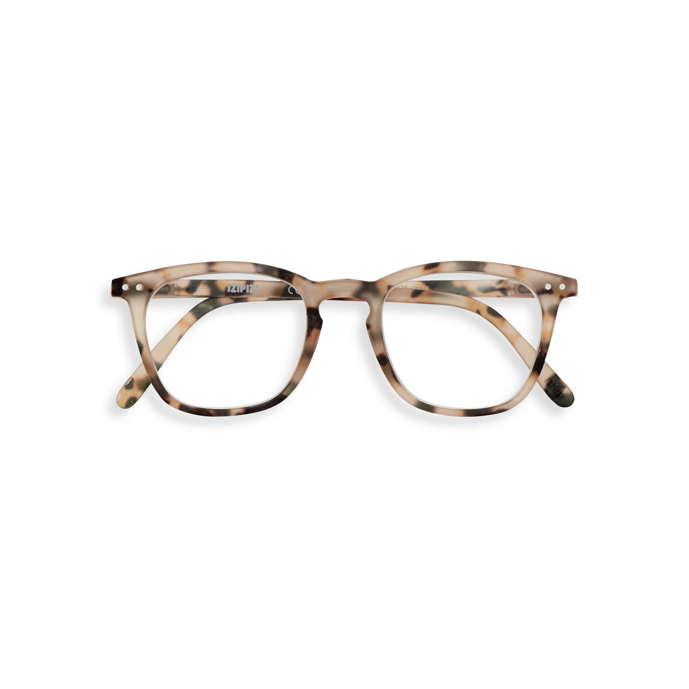Izipizi- LETMESEE Reading Glasses- #E Light Tortoise - HAYGEN