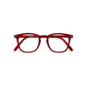 Izipizi - LetMeSee Reading Glasses - #E Red Crystal Soft