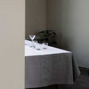 House Doctor - Tablecloth - Irra - Grey - HAYGEN