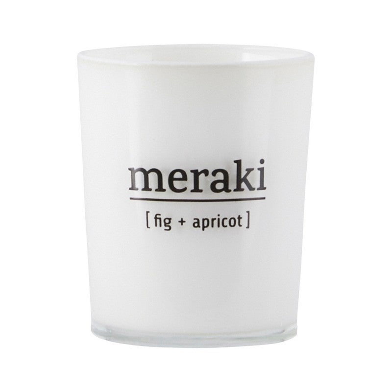 Meraki - Candle -Fig & Apricot - Small - HAYGEN