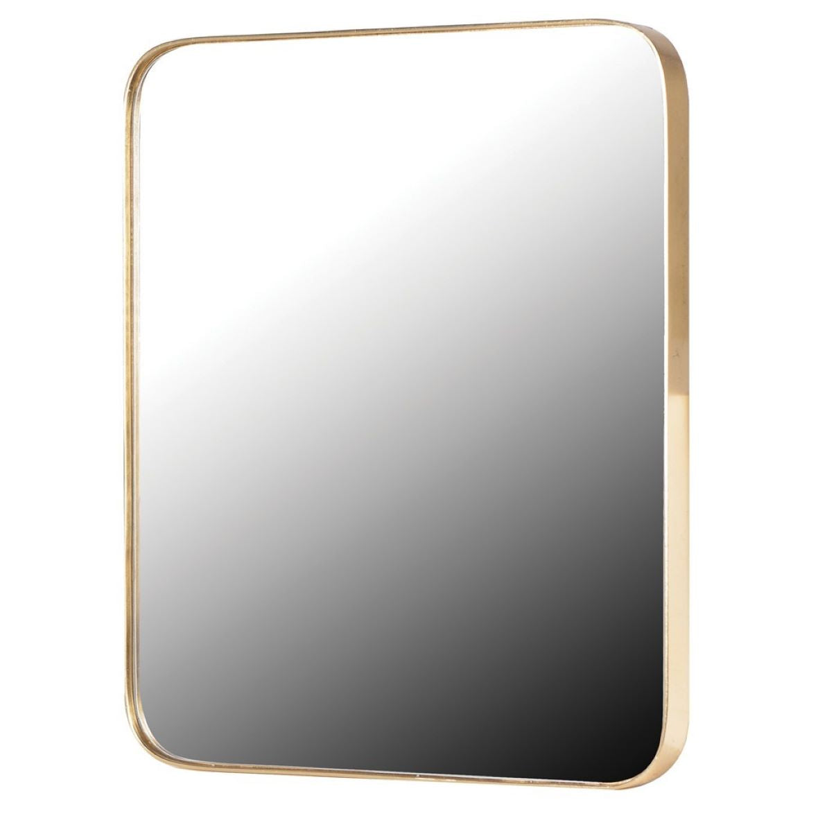 Haygen - Rectangular Mirror Gold Medium