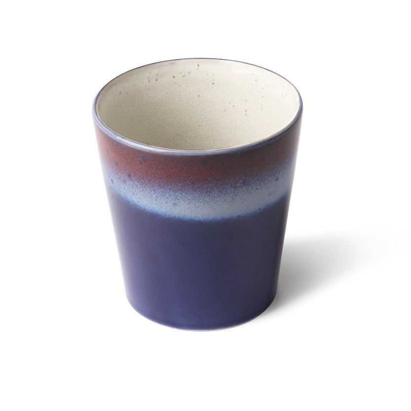 HKliving - Ceramic 70's Mug - Air - HAYGEN