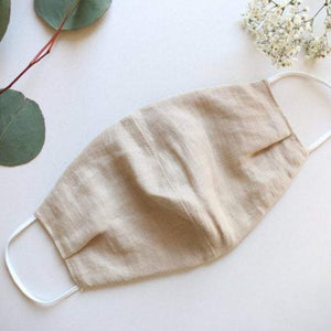 Soft Linen Face Masks