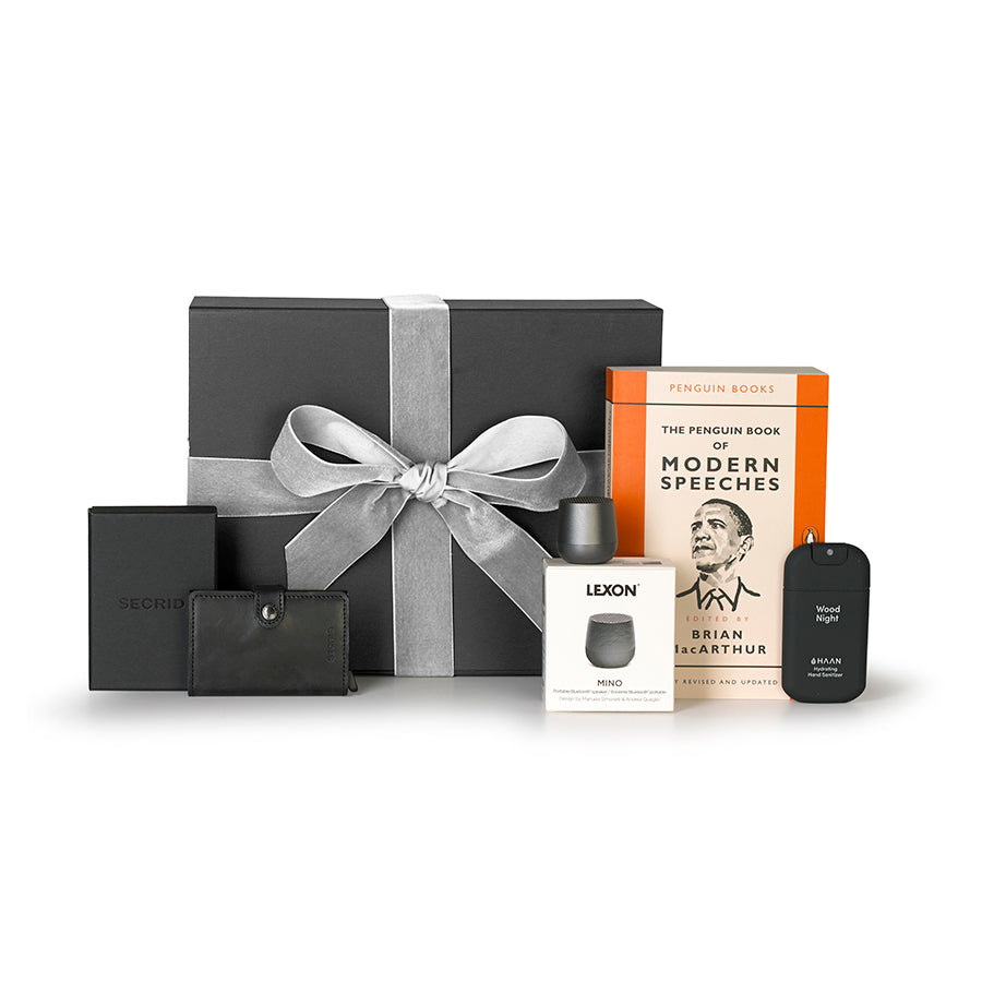The Luxe Gift Box - For Him - HAYGEN