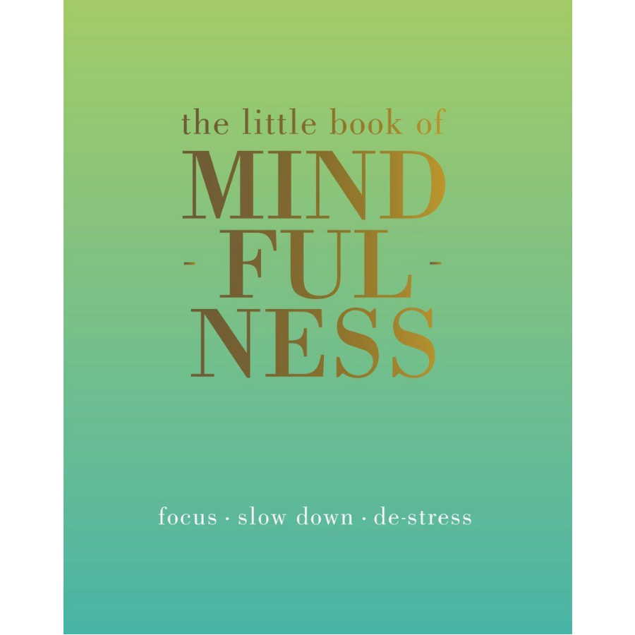 LITTLE BOOK OF MINDFULNESS - HAYGEN
