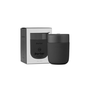 W&P - The Porter Mug - Charcoal - HAYGEN