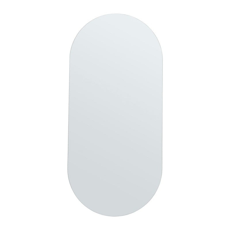 House Doctor - Tall Oval Wall Mirror - Large
