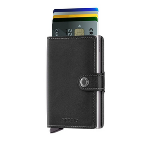 Secrid - Mini Wallet - Original Black - HAYGEN