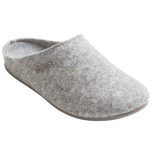Shepherd - Cilla Slipper Grey - HAYGEN
