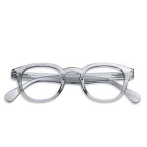 Have a look - Reading glasses Type C - Smoke - HAYGEN