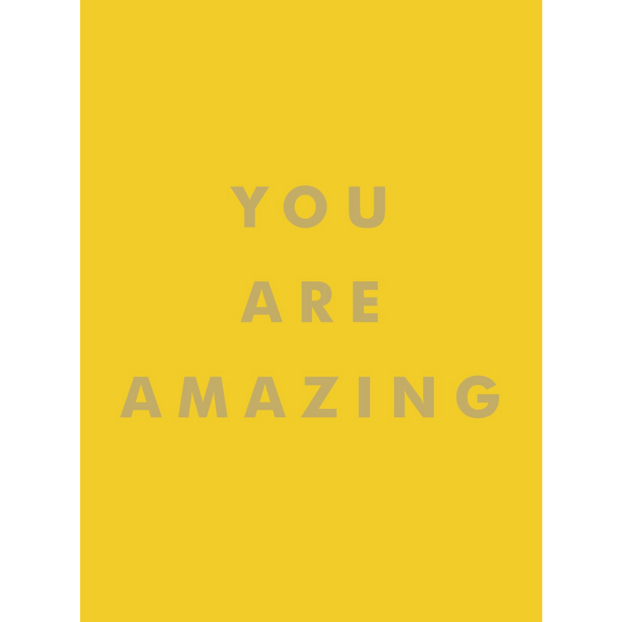 YOU ARE AMAZING - HAYGEN