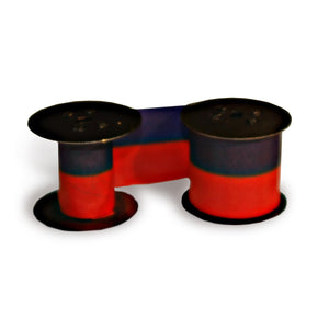 1080-012082 - Lathem 7-2N Ribbon - Blue and Red