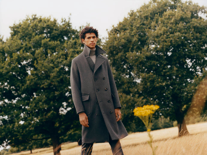 The Woolmark® Collection for Mr Porter