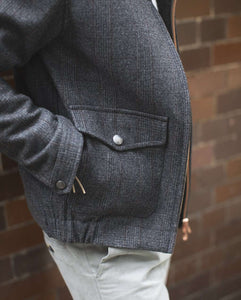 The Ventile® Harrington