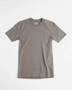 CREW NECK COTTON JERSEY T-SHIRT