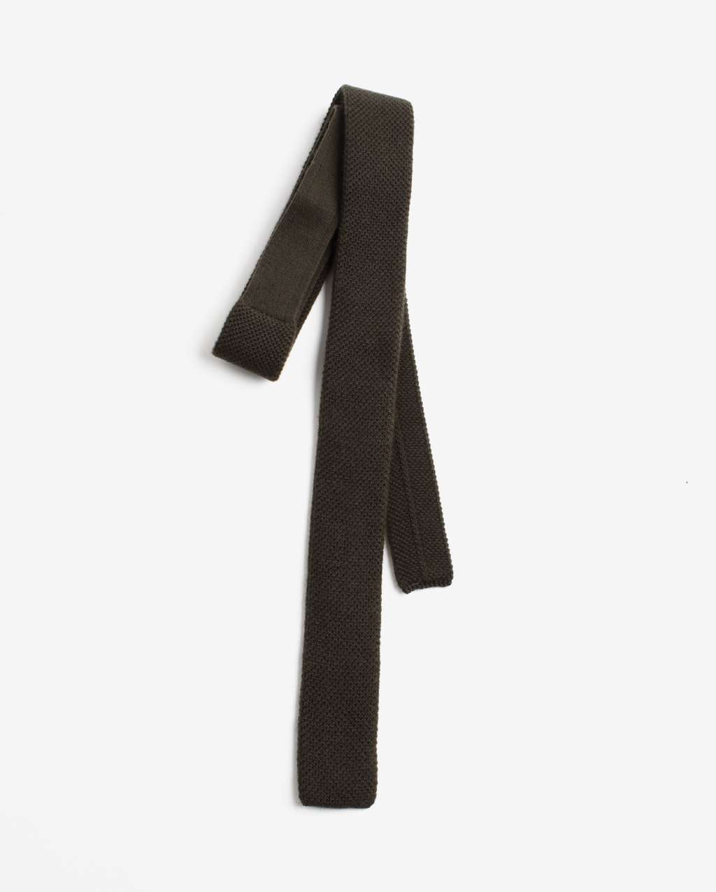 Cashmere Knitted Tie