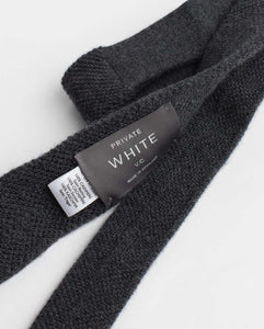 Cashmere Kinitted Tie