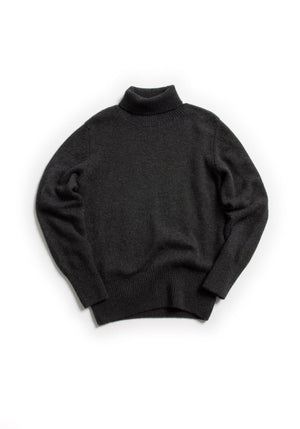 The Cashmere Submariner Roll Neck