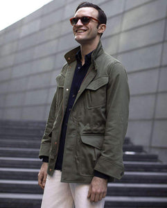 The Spring Field Jacket