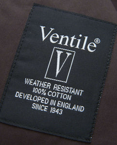 The Ventile® Rainmac