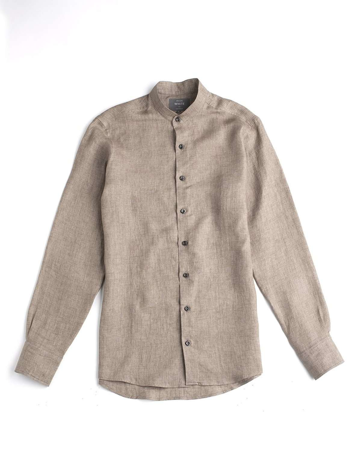 The Evan Grandad Collar Shirt