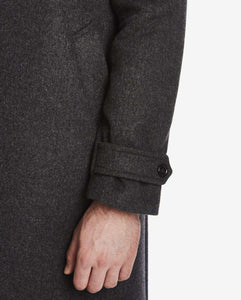 The Cashmere Topcoat