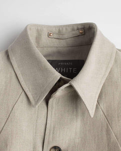 The Linen Shacket