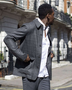 The Loro Piana® Shacket