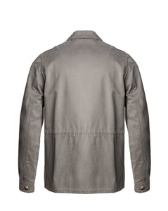 The Brushed Cotton Mayfair Shacket
