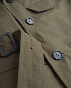 The Permanent Style Ventile® Despatch Motor Trench