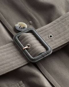 The Belted Safari Jacket