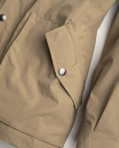 The Ventile® Shell Parka