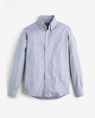 The Brushed Cotton Button Down Shirt