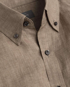 The Linen Button Down
