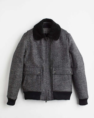 The Loro Piana® Flight Jacket